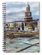 Union University Jackson Tennessee 7 02 P M Spiral Notebook