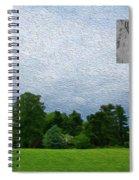 7-16-3057c Spiral Notebook