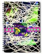 7-2-2015babcdefghijklmnopqrtuvwxyzabc Spiral Notebook