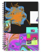 7-20-2015gabcdefghijklmno Spiral Notebook