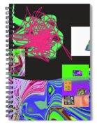 7-20-2015gabcdefghijklmnopqrtuv Spiral Notebook