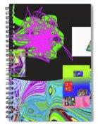 7-20-2015gabcdefghijklmnopqrtuvwxyz Spiral Notebook