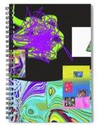 7-20-2015gabcdefghijklmnopqrtuvwxyzab Spiral Notebook