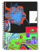 7-20-2015gabcdefghijklmnopqrtuvwxyzabcdefghi Spiral Notebook
