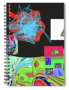 7-20-2015gabcdefghijklmnopqrtuvwxyzabcdefghij Spiral Notebook