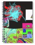 7-20-2015gabcdefghijklmnopqrtuvwxyzabcdefghijk Spiral Notebook