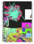 7-20-2015gabcdefghijklmnopqrtuvwxyzabcdefghijklm Spiral Notebook