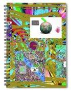 7-25-2015abcdefghijklmnopqr Spiral Notebook