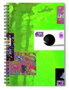 7-30-2015fabcd Spiral Notebook