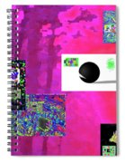 7-30-2015fabcdefghijklmnopqr Spiral Notebook