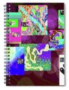 7-5-2015dabcdefghij Spiral Notebook