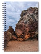 Agglestone Rock - England Spiral Notebook