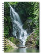Beautiful Waterfall Spiral Notebook
