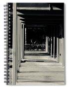 7 Bw George Washington High School Spiral Notebook