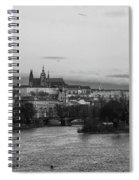By The Vltava. Prague Spring 2017 Spiral Notebook