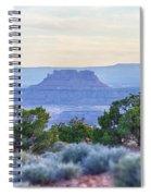 Canyonlands National Park Utah Spiral Notebook