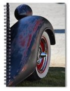 Classic Ford Pickup Spiral Notebook