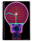 Energy Efficient Led Light, X-ray Spiral Notebook