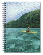 Fiji, Kadavu Island Spiral Notebook