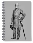 General Robert E Lee Spiral Notebook
