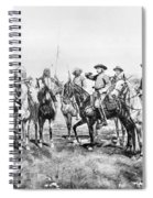George Custer (1839-1876) Spiral Notebook