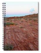Horseshoe Bend Colorado River Arizona Usa Spiral Notebook