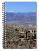 Jerome Arizona Spiral Notebook