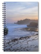 Kukup Beach - Java Spiral Notebook