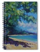 7-mile Beach Spiral Notebook
