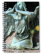 Monumental Cemetery Of Staglieno Spiral Notebook