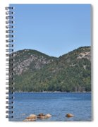 Mountain's View Spiral Notebook