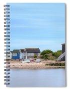Mudeford - England Spiral Notebook