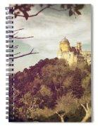 Pena Palace Spiral Notebook