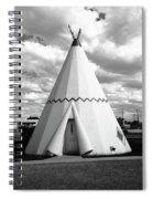 Route 66 - Wigwam Motel Spiral Notebook