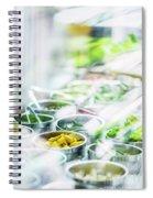 Salad Bar Buffet Fresh Mixed Vegetables Display Spiral Notebook