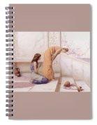 The Broken Pot Henry Ryland Spiral Notebook