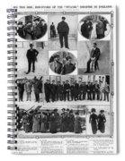 Titanic: Survivors, 1912 Spiral Notebook