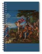 Titian Spiral Notebook