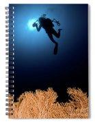 Underwater Photography Spiral Notebook