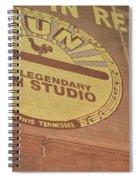 706 Union Avenue Spiral Notebook