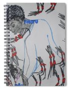 Kintu And Nambi  Folktale Spiral Notebook