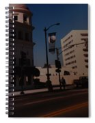 75th Hollywood Spiral Notebook