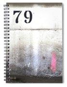 79 Spiral Notebook
