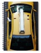 7l19 Spiral Notebook