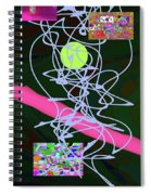 8-1-2015abcd Spiral Notebook