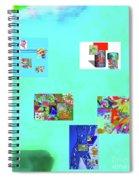 8-10-2015abcdefghij Spiral Notebook