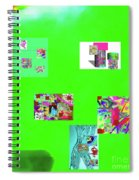 8-10-2015abcdefghijklmn Spiral Notebook