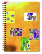 8-10-2015abcdefghijklmnopqrtuvw Spiral Notebook