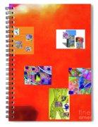8-10-2015abcdefghijklmnopqrtuvwwxyz Spiral Notebook