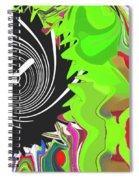 8-11-2015c Spiral Notebook